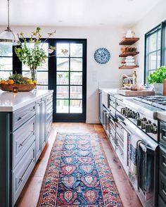 cool 50 Modern Bohemian Style Kitchen Decor Ideas  https://about-ruth.com/2017/08/23/50-modern-bohemian-style-kitchen-decor-ideas/