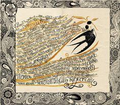 Drawing for fun - sketchbook and stuff by Sveta Dorosheva, via Behance