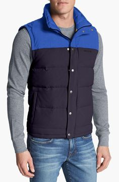 Great patagonia vest on sale.