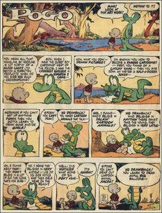 Cartoon how-to. (WaltKelly_Pogo_1964-03-08_96)