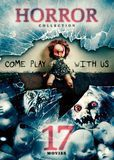 Horror Collection: 17 Movies - Come Play with Us [4 Discs] [DVD]
