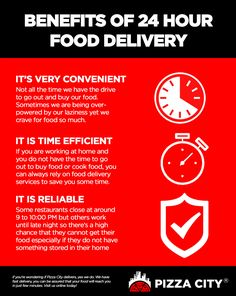 Benefits Of 24 Hour Food Delivery Sydney Hungry All The Time, Getting Hungry, Cravings, Sydney, Benefit, Infographic, Pizza, Delivery, Lovers