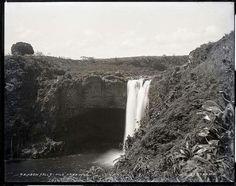 Rainbow Falls-- Hilo, Hawai'i Island