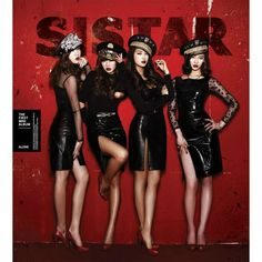 """SISTAR makes a hot comeback with """"Alone"""" on 'Music Bank'! #allkpop #SISTAR #kpop"""