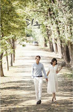 40+ Korean Romantic Pre-Wedding Theme Photoshoot Ideas