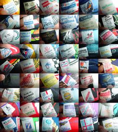 vintage t-shirt brand hang tags Vintage Tags, Vintage Labels, Vintage Shirts, Vintage Men, Retro Vintage, Vintage Outfits, Vintage Fashion, Vintage Clothing, 80s Clothing