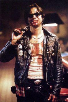 vintagesalt:Bill Paxton as Severen in Near Dark (1987)