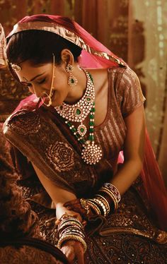This article serves as the jumping off point for a series of articles I wrote on traditional Indian jewelry forms.