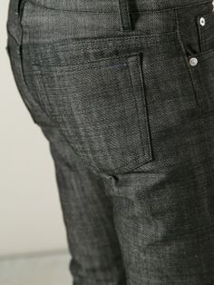 Men - A.P.C. 'Petit Standard' Jean - WOK STORE