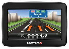 """TomTom Start 25 EU 23 LTM GPS 5"""", mapas Europa Occidental por 99,99 €  Ya sea por caminos conocidos o por lugares nuevos, #TomTom Start le ofrece #seguridad al volante. Es el mejor #navegador de su clase e increíblemente fácil de usar. Disfrute de #mapas de gran calidad en su pantalla ahora más grande y déjese guiar por cruces y desvíos complicados con total confianza.   #mapas #ocio #viajes #chollos #ofertas"""