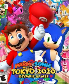 273 Best Mario And Sonic Images In 2019 Videogames Luigi