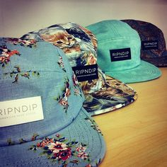 ripndip 5-panel hat