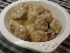French Onion Meatballs That You Will Flip Over