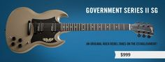Government Series II SG