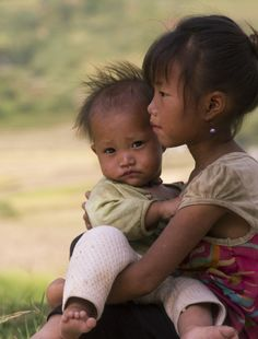 Poor but caring - Vietnam