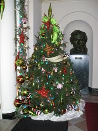 Tree in the White House