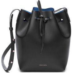 Women messenger bags Mansur Gavriel bucket bag leather women bag ...