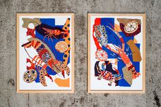 Seafood banquet on Behance