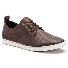 SONOMA life + style® Men's Perforated Oxford Shoes