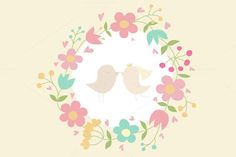 Check out Spring by BerryCat on Creative Market
