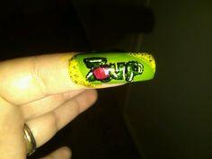 7up fake nails