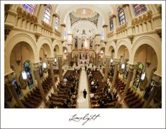SACRED HEART CATHOLIC CHURCH, Florida, Punta Gorda, traditional wedding, church wedding, wedding photography, Limelight Photography http://www.stepintothelimelight.com/