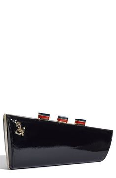 ship clutch by Kate Spade