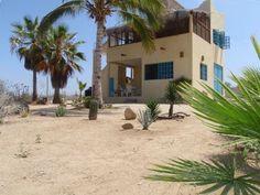 marita's casitas beach house, todos, santos, baja california sur, mexico