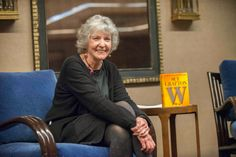 Photos from Left Coast Crime. Here is Bcon 2013 Guest of Honor Sue Grafton.