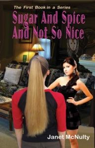 """FREE Cozy Paranormal in """"Sugar And Spice And Not So Nice"""" by Janet McNulty  Sugar And Spice And Not So NicebyJanet McNulty FREE Sept 13-30, 2014 A Cozy Mystery Bestseller! And it's yours for Free!Want a light-hearted mystery with a paranormal twist? Want a book you can read in a couple of hours? My name is Mellow Summers and I am twenty-six years old. I was never one to believe in ghosts, but all that changed the day I decided to attend a university up in Vermont. I"""