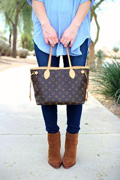 1176b13da77a Louis Vuitton Monogram Neverfull PM. Lovely! Louis Vuitton Neverfull  Monogram