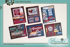 June 2014 Card Kit.