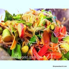 Sweetys World: Bärlauch-Spargel-Salat