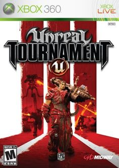 Unreal Tournament III  Xbox 360 ** Check out this great product. Note:It is Affiliate Link to Amazon.