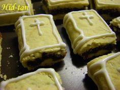 Szentírás/imakönyv sütik
