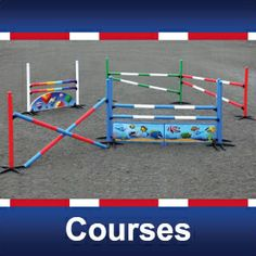 World Class Show Jumps, Cross Country Jumps, Horse Jumps, Jump Poles - Hi-Tech Horse Jumps, Inc