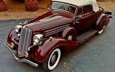 1935 Deluxe Convertible