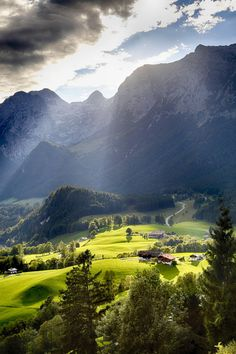 Ramsau - bei Berchtesgaden - Austria- MORE AWESOME POSTS - http://www.pinterest.com/cannycole/ #CannyCole
