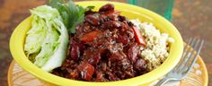 Our most popular chilli con carne recipe EVER! Made Tex-Mex style with aged minced beef, chipotle powder, red wine, 70% dark chocolate and semi-dried tomatoes. The texture of good-quality beef mince goes perfectly with the kidney beans. Enjoy alongside corn tortillas, refried beans, avocado, fresh coriander, corn on the cob and Tabasco.