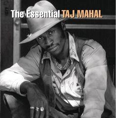 The Essential Taj Mahal by Taj Mahal (CD, 2 Discs, Sony Music Distribution (USA)) for sale online Eric Bazilian, Lap Steel Guitar, Iconic Album Covers, Slide Guitar, Baby Eyes, Indian Music, Jazz Dance, Miles Davis, The Essential