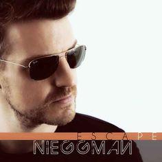 Nieggman – Escape Atlantic Records, Mens Sunglasses, Men's Sunglasses
