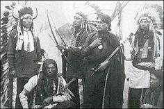 Sioux Indians Lakota