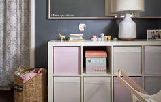 Flexibilné úložné priestory s jednoduchým prístupom sú ideálne pre celú rodinu