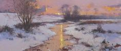 peter wileman snowscape landscape snow
