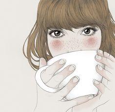 Mercedes deBellard #Illustration   OLDSKULL.NET [ENGLISH]