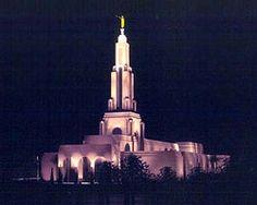 Newport Beach California LDS (Mormon) Temple