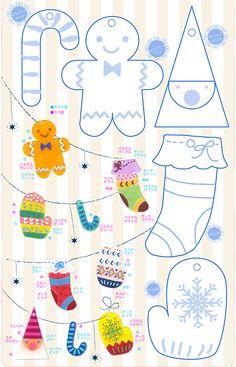 ポスカでちいさなクリスマス|I love POSCA |POSCA SOCIAL MUSEUM |ポスカミュージアム|三菱鉛筆株式会社