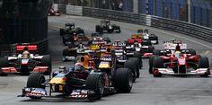 Na jeden závod F1 můžeme