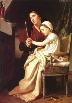 William-Adolphe Bouguereau 1825-1905 | French academic painter