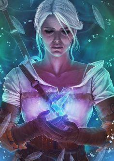 The Witcher Arts The Witcher Game, The Witcher Wild Hunt, The Witcher Geralt, Witcher Art, Fantasy World, Fantasy Art, Character Inspiration, Character Art, Witcher Wallpaper